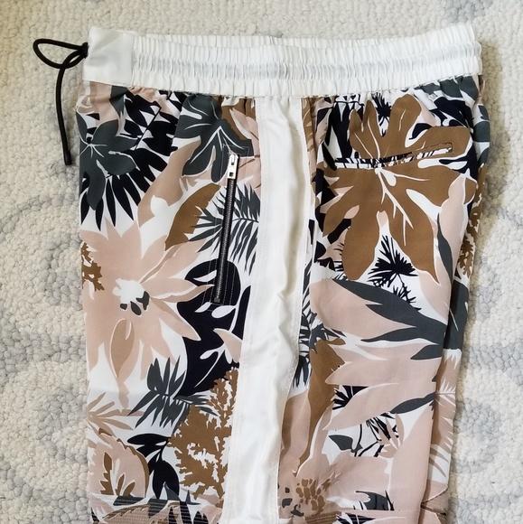 rag & bone Pants - Rag & Bone Silk Shorts